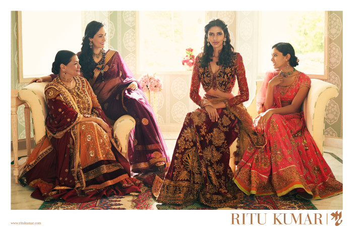 Ritu Kumar's Fall Winter 2015