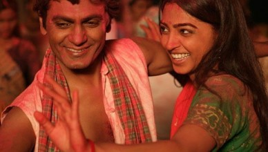 Nawazuddin Siddique and Radhika Apte