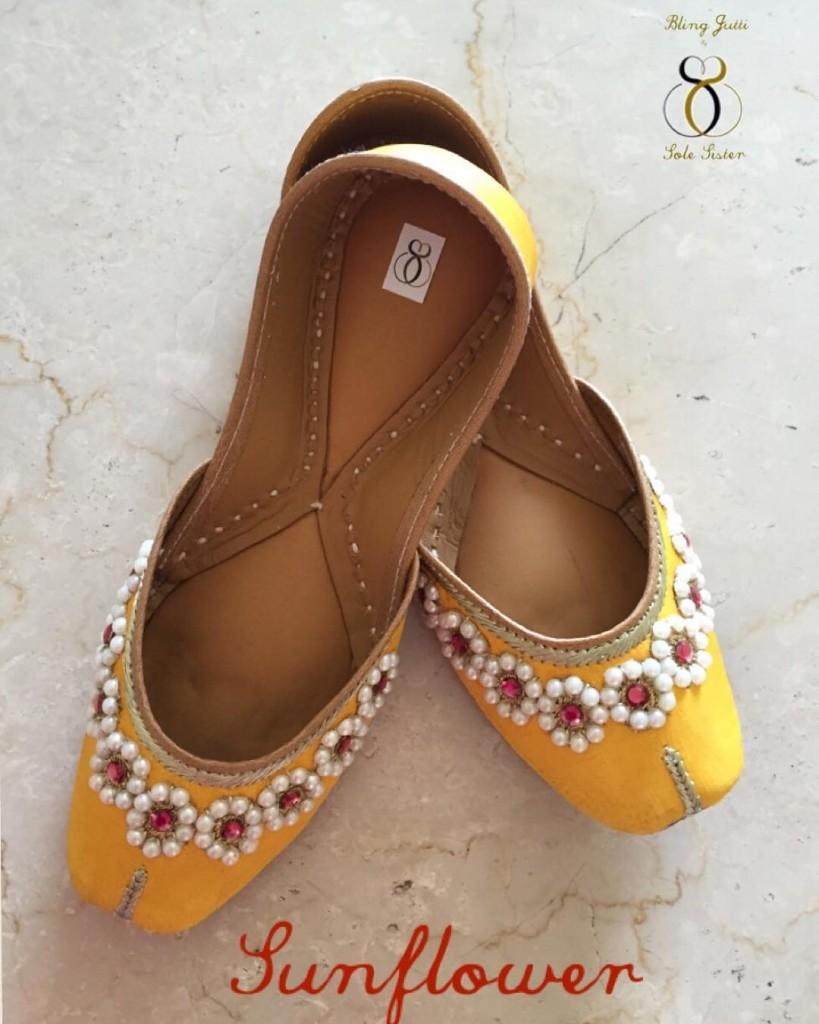 fancy and bling juti