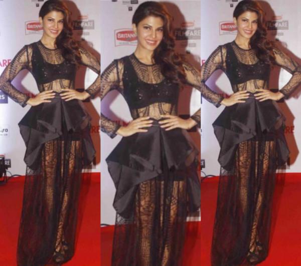 Jacqueline at Filmfare 2016