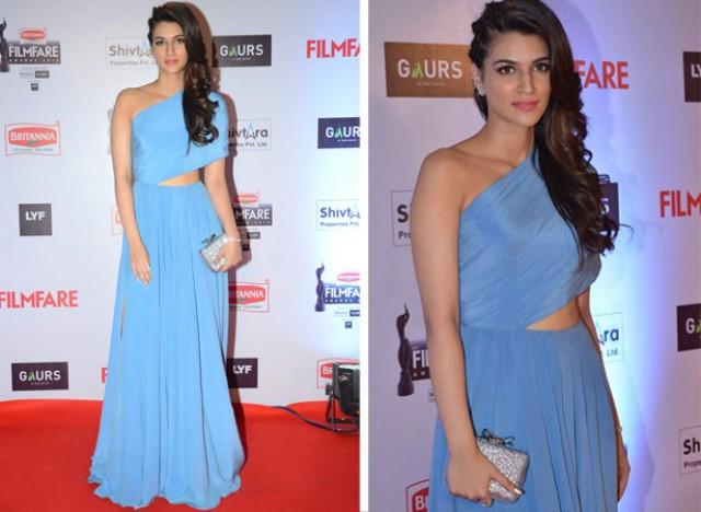 Kriti Sanon at Filmfare 2016