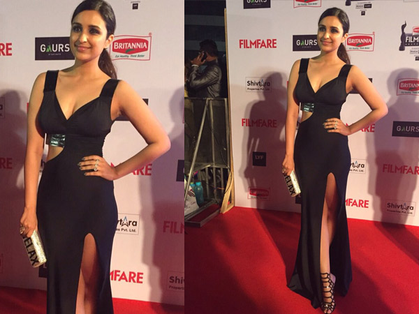 Parineeti Chopra at Filmfare 2016