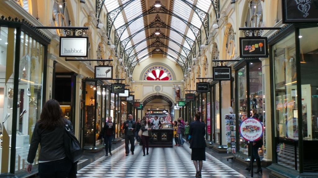 Shopping destination