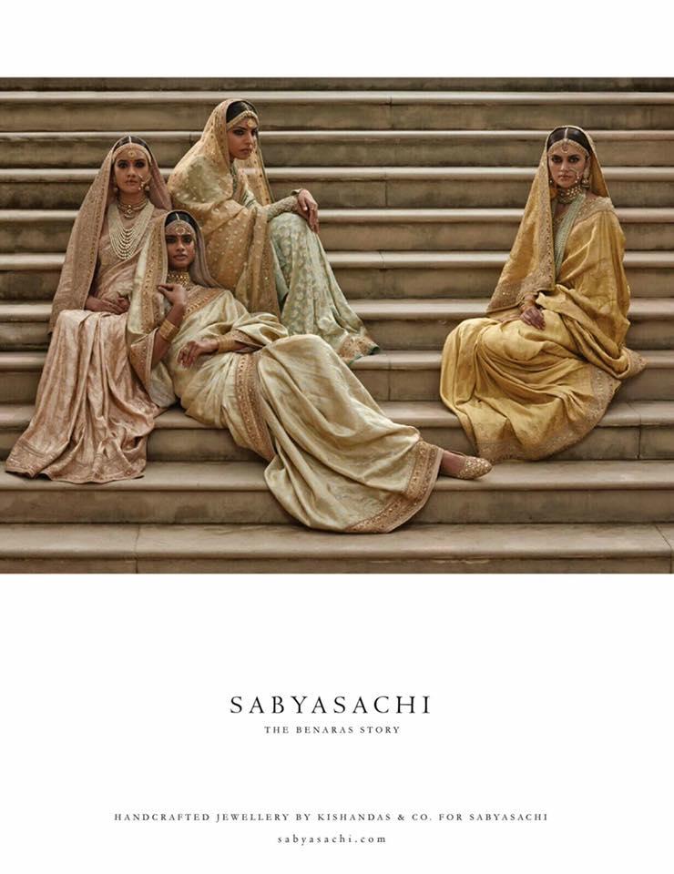 Sabyasachi's Spring Summer Bridal Collection 2016